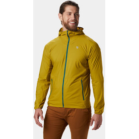 Mountain Hardwear Kor Preshell Hoody Jacket Men dark citron